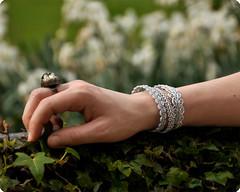 New zakka bracelets