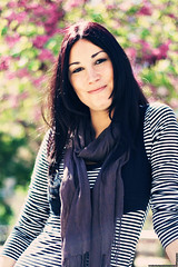 232 / 365 (andres.moreno) Tags: barcelona portrait cute girl beauty 50mm veronica perfection ltytr1 viaflickrqcom