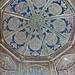 La coupole du mausolée Pakhlavan Makhmoud (Khiva, Ouzbékistan)