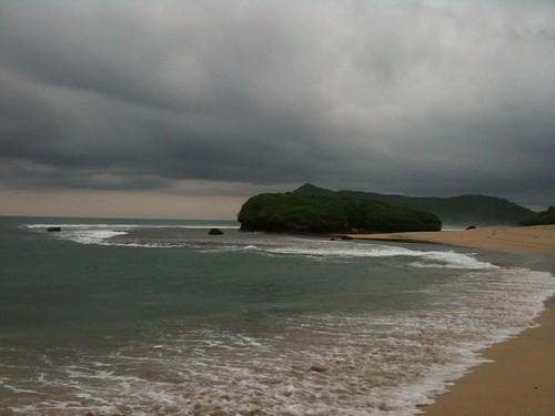 sekongkang beach