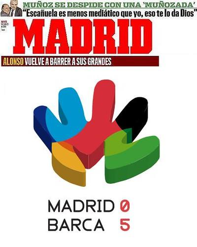 MANITA PARA EL REAL MADRID FC