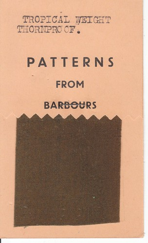 Barbour Catalogue 1962 37 by Thornproof