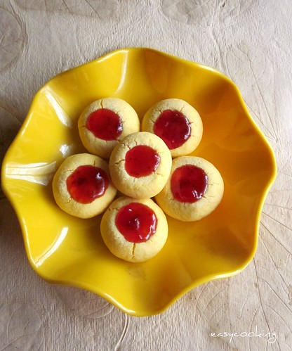 Jam biscuits 1