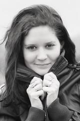 Christine (Paola Jegher) Tags: light portrait people blackandwhite bw woman white black blanco monochrome beautiful look canon person eos schweiz switzerland donna noir suisse suiza y natural d retrato swiss femme negro porträt christine sw shooting thun bern monochrom svizzera schwarzweiss et weiss berne paola blanc ritratto portree schwarz canton frühling berna mensch 550 the fotoshooting photoshooting lederjacke kanton 550d kantonbern bürki thoune retratto jegher momentcatcher
