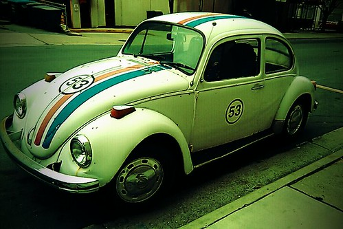 On the streets of Ashvegas: The Love Bug