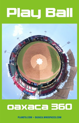 Play Ball - Oaxaca 360