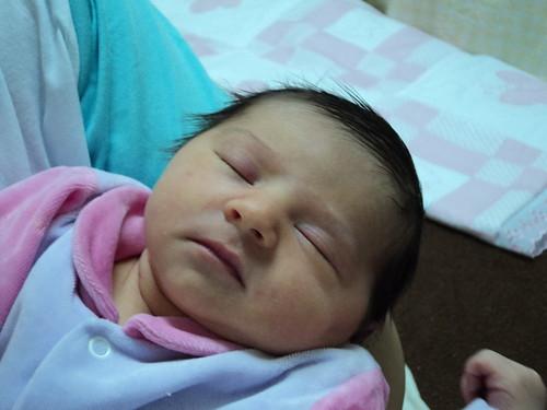 Isabella...Nasceu minha princesa. by Cida Polly