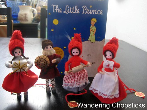 Danish Dolls from Vietnam and The Little Prince