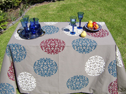 Tablecloth Cecilia by Nadine Youssefian