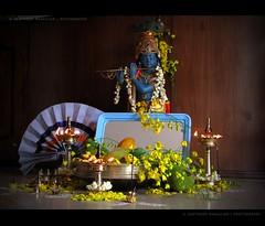 Happy Vishu...! (Santhosh Mankulam) Tags: vishu kani vishukkani vishukani kanikkonna vishugreetings happyvishu vishuvam