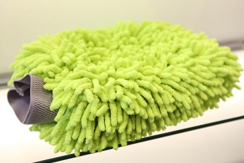 The Caterpillar Microfiber Mit
