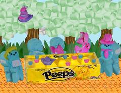 Peeps in Wonderland 1