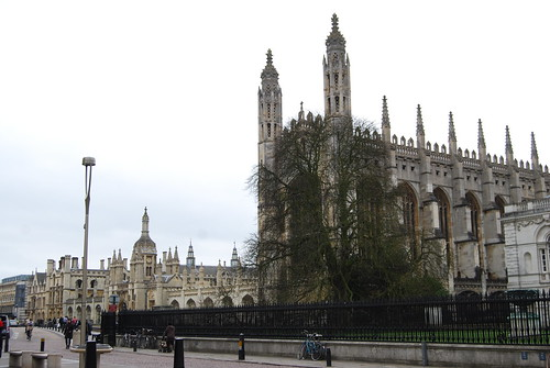 Cambridge, Day 1