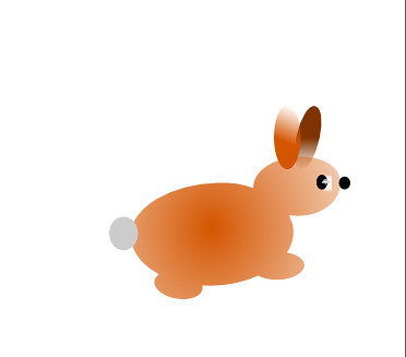 Vector Rabbit (Inkscape)