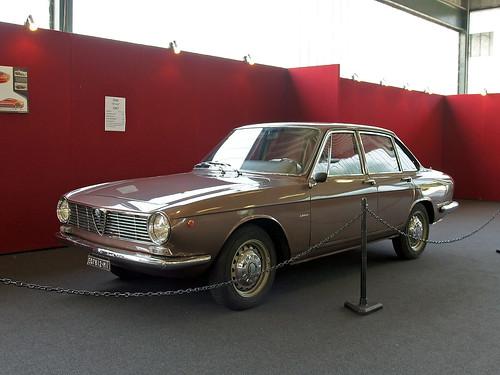 Alfa Romeo 2600 De Luxe - 1967