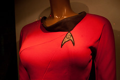 Uhura Uniform, Dearly Photographed