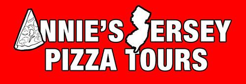 Annie's Jersey Pizza Tours logo