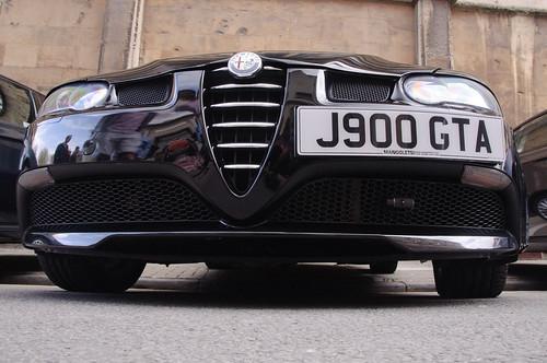 Alfa 147 GTA dibblington