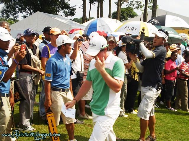 Rory MCILROY - Maybank Malaysian Open 2011