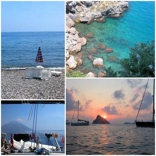 Sicily: Eolie islands
