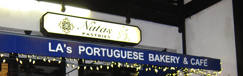 Tour of Portugal Dinner at Natas Pastries