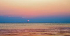 """Morning At Fox Park"" (J Henry G) Tags: usa sunrise michigan lakemichigan fox pentaxk7 johnhenrygremmer"