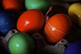 Easter Eggs (WIP)