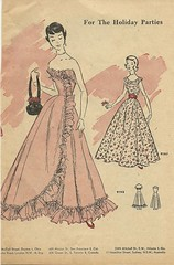 for the holiday parties (Millie Motts) Tags: fashion pattern sewing 50s mccalls