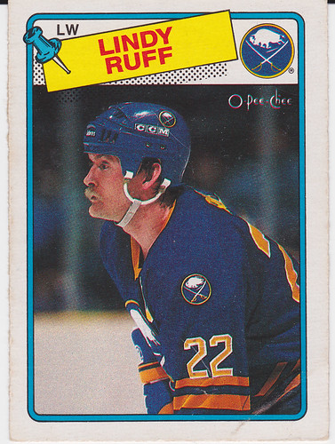 Lindy Ruff - front
