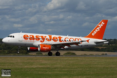 G-EZBL - 3053 - Easyjet - Airbus A319-111 - Luton - 100824 - Steven Gray - IMG_2203