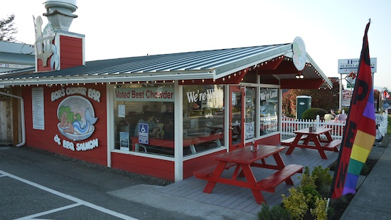 Bob's Chowder Bar