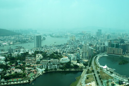 View from Macau Tower 1