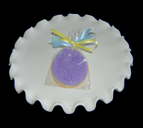 Easter Egg Sugar cookie individually wrapped