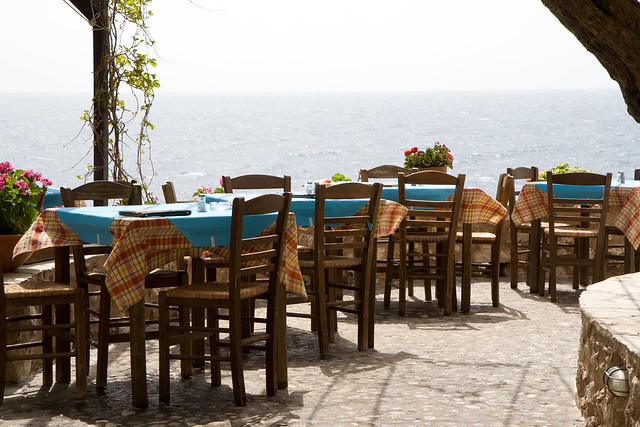 monemvasia - chairs91