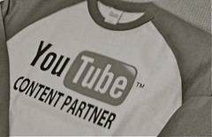 YouTube Content Partner