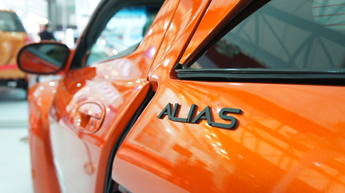 The ZAP Alias electric car