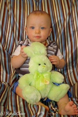Cohen - 11 months!