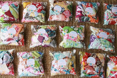 14 Scrap Bags