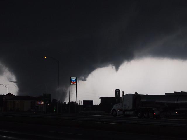 Tuscaloosa Tornado part 3