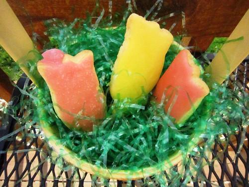 Tulip cookie basket, take ten