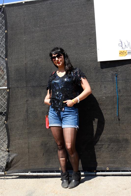 sequinssxsw - austin sxsw street fashion style