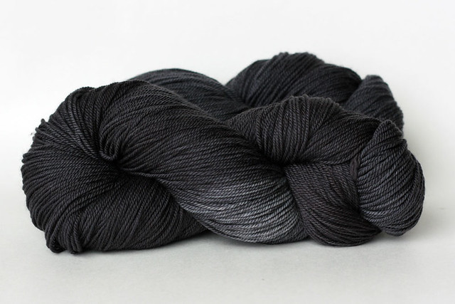 Charcoal in TFA cashmere sock