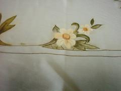 Caminho de mesa (helena rosali) Tags: em pap pintura tecido