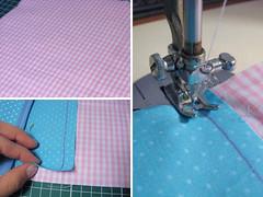 Tutorial: Refil de bolsa (comofaz) Tags: handmade artesanato craft fabric bolsa tutorial pap tecido utilidades refil costura organizador passoapasso comofaz