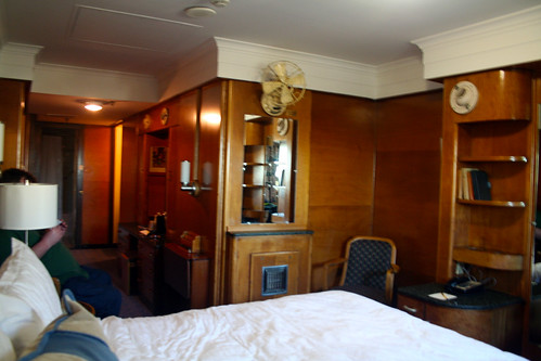 Queen Mary - Nicer Room Than Last Time