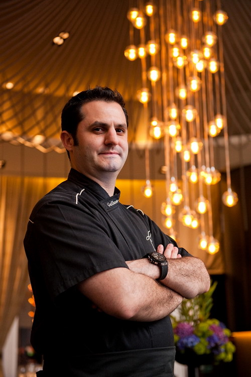 Horizons Chef de Cuisine Guillaume Galliot