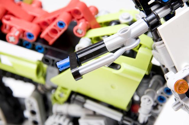 TT1000G (Lego): guardapuños