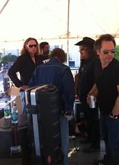DNC Backstage