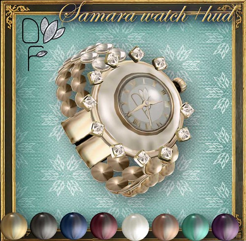 SAMARA watch+HUD