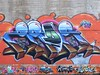 Concegraff 2011 (COLOR IMPOSIBLE CREW) Tags: chile graffiti concepcion ruok zade abse 2011 fros boster eney antisa concegraff